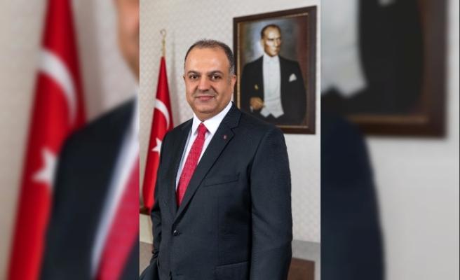 Gaziantep'te 24 Kasım Öğretmenler Günü kutlamaları