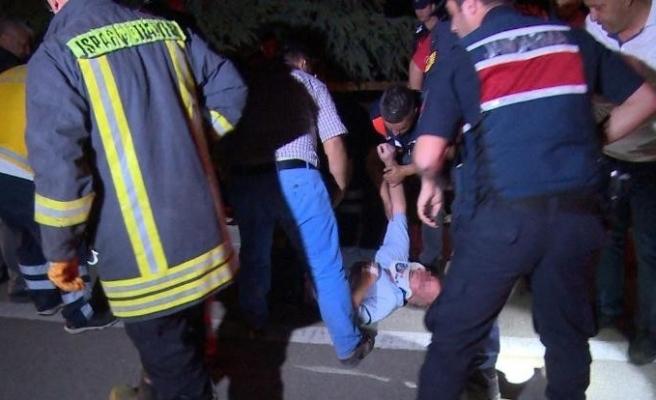 Isparta'da kaza sonrası sedyeden düşürülen ve hastanede hayatını kaybeden Mehmet Aydemir'in ölümüne ilişkin dava başladı