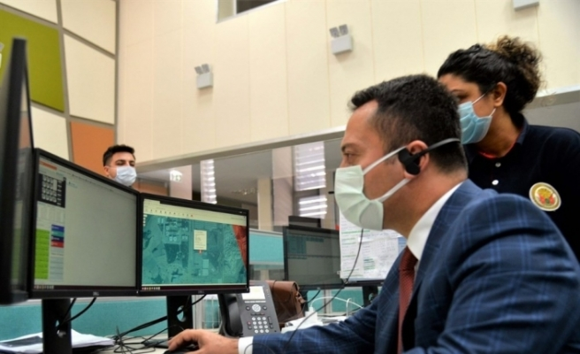 İtfaiyenin çağrı numarasının 112 Acil Çağrı Merkezine entegresi gerçekleşti