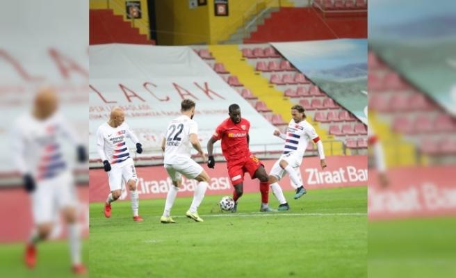 Kayserispor'un Türkiye Kupası karnesi
