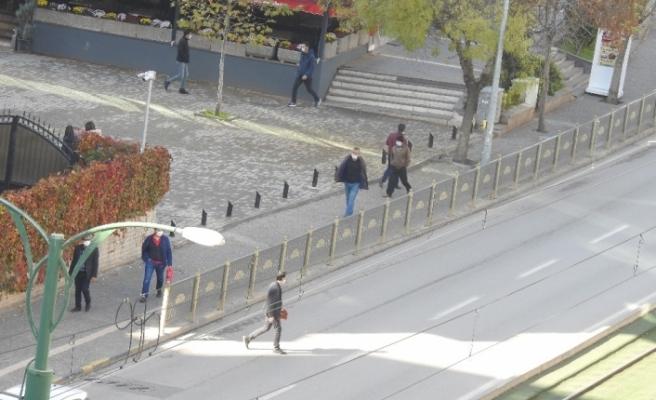 Malatya'daki deprem Gaziantep'te de hissedildi