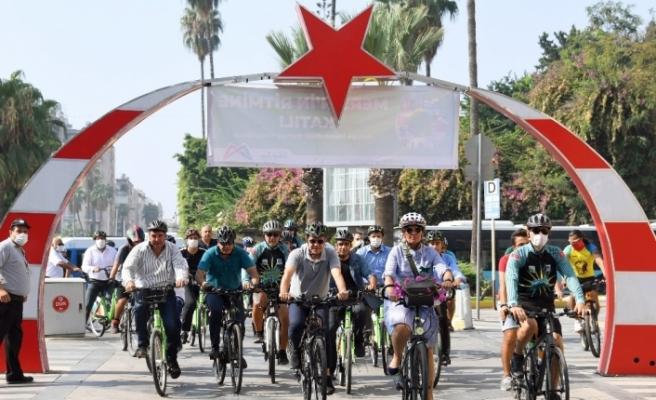 Mersin Büyükşehir Belediyesine 'Hareketlilik' ödülü
