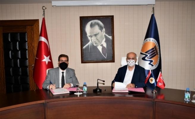 Mersin Üniversitesi ile Mersin İŞKUR arasında işbirliği protokolü imzalandı