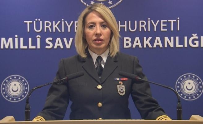 """MSB: """"Son 1 ayda toplam 31 operasyon icra edilmiş, 80 terörist etkisiz hale getirilmiştir"""""""