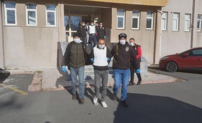 Tekirdağ'daki cinayetin zanlıları tutuklandı