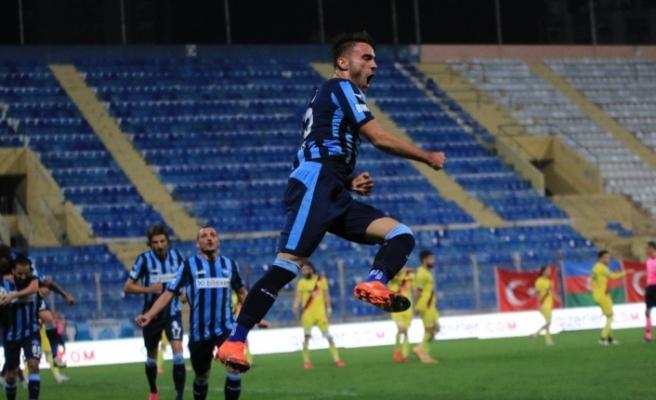 TFF 1. Lig: Adana Demirspor: 4 - Eskişehirspor: 1