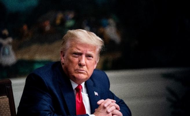 Trump, Beyaz Saray'dan ayrılma sinyallerini verdi