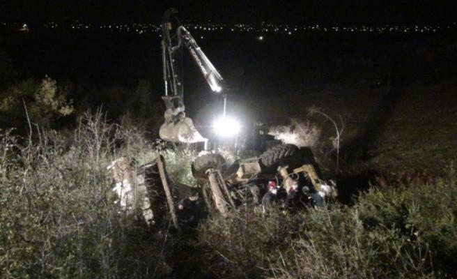 16 yaşındaki gencin öldüğü iş makinesi kazasına 1 tutuklama
