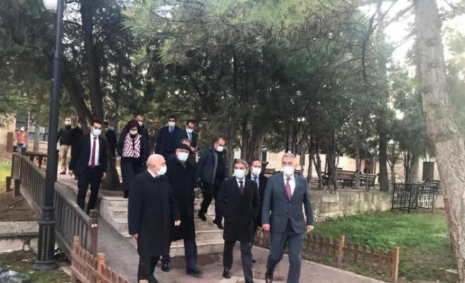 Ahmet Misbah Demircan, Kazım Kurt ile bir araya geldi
