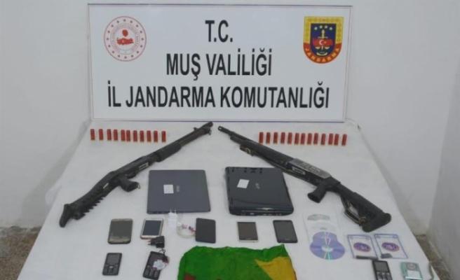 Askerlere taşlı sopalı saldırıda bulunan terör örgütüne müzahir 5 kişi tutuklandı