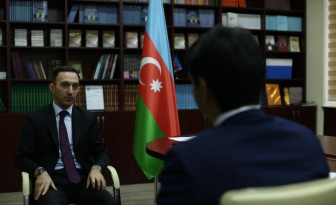 """Azerbaycan Diaspora Komitesi Başkan Yardımcısı Fuad Aliyev: """"Yurt dışındaki neredeyse tüm programlarımızda Türkiye yanımızda oldu"""""""