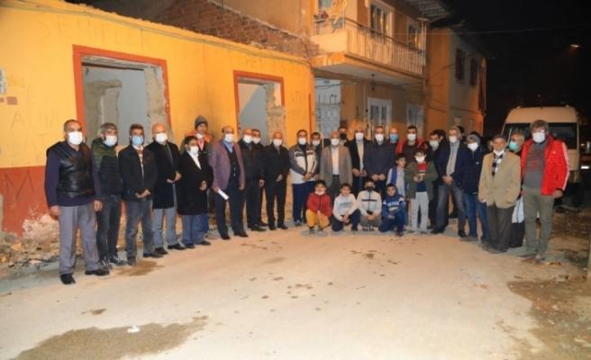Battalgazi'de kentsel dönüşüm uygulanacağı ilk alan Şehit Fevzi Mahallesi'nde