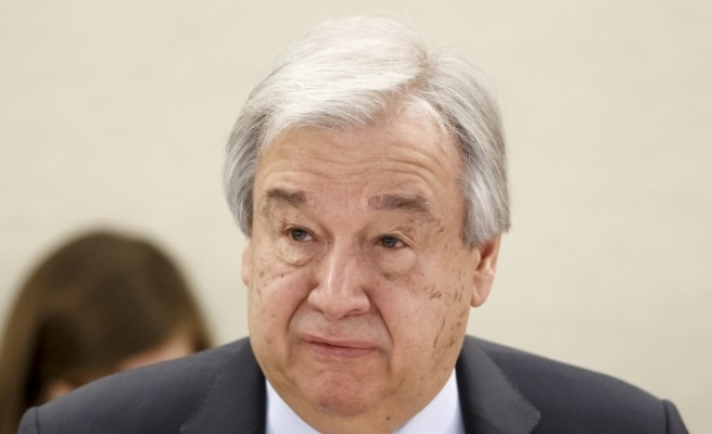 BM Genel Sekreteri Guterres'ten iklim için OHAL çağrısı