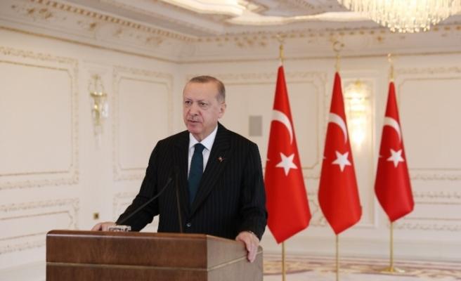 """Cumhurbaşkanı Erdoğan: """"Kiralarda düzenlemeye gidiyoruz"""""""