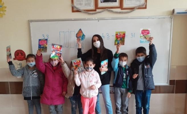 Erciyes Üniversitesi'nin kanatsız melekleri iyilik dağıtmaya devam ediyor