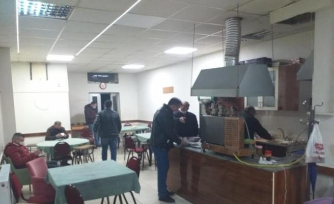 Eskişehir'de kumar operasyonu