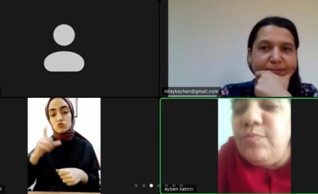 HKÜ'den engellilik ve kadın temalı konferans