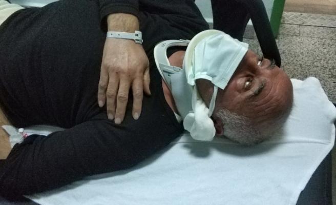 Kazada 1'i emekli 2 polis yaralandı