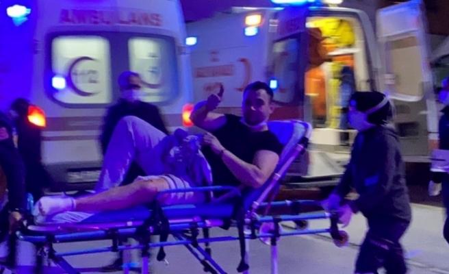 Kısıtlamada silahla vuruldu, hastanede yaptığı hareket ile şaşırttı