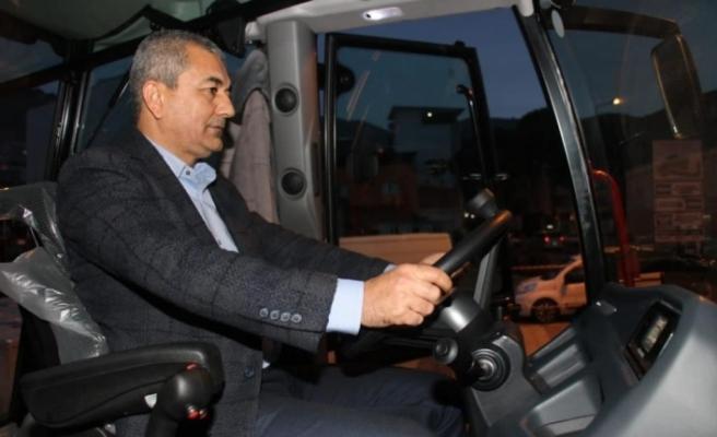 Koçarlı Belediyesi'ne araç filosunu genişletmeye devam ediyor