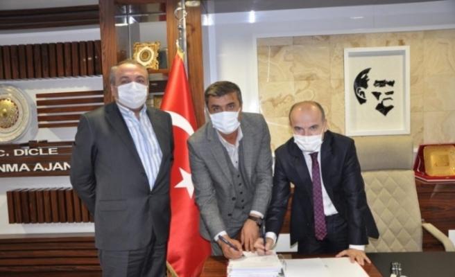 Mardin Organize Sanayi Bölgesi elektrik alt yapısı yenileniyor