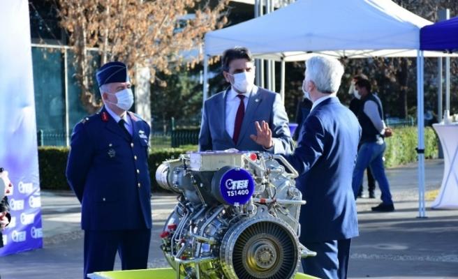 Metin Saraç'tan ilk milli helikopter motor açıklaması