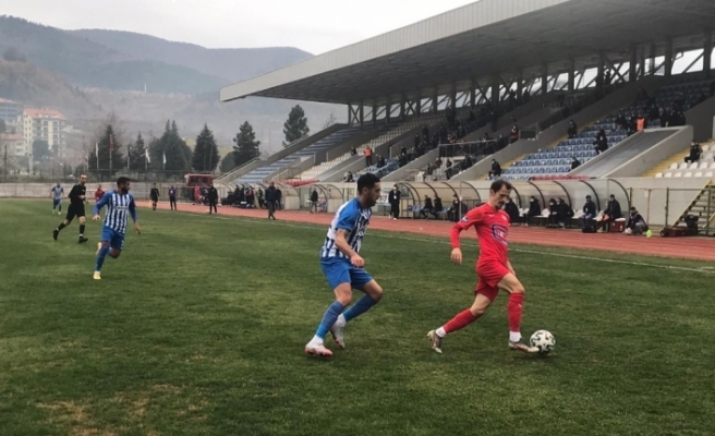 Misli.com 2. Lig: Zonguldak Kömürspor: 0 - Sarıyer: 0