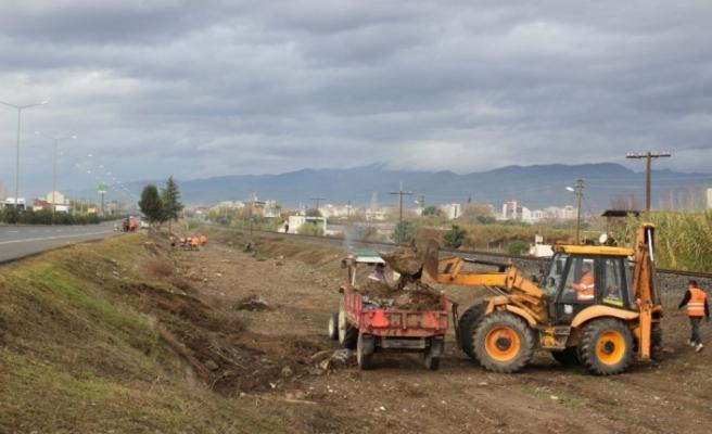 Nazilli'de 244 kişilik ekip 'örnek kent Nazilli' için çalışıyor