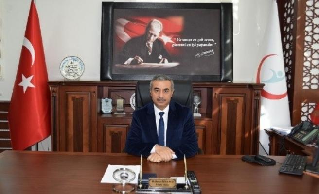 Osmaniye'de Covid-19 destek hattı kuruldu