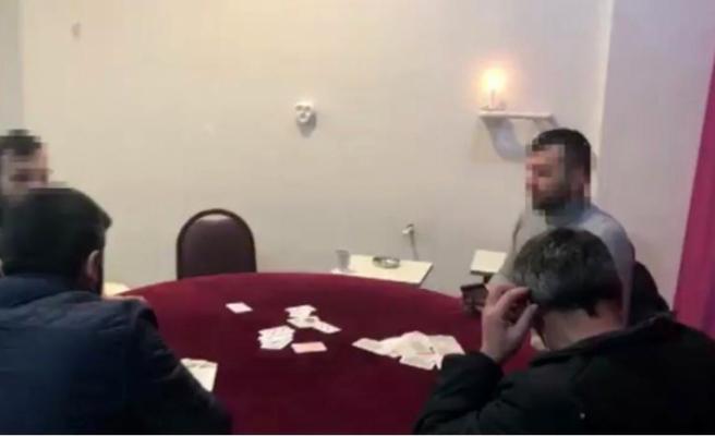 Pendik'te kahvehane baskınında sosyal mesafeye uymamaktan ceza