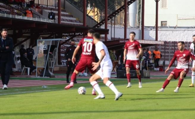 Süper Lig: A. Hatayspor: 3 - Fatih Karagümrük: 1 (Maç sonucu)