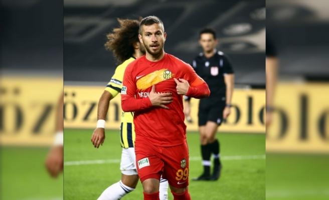 Süper Lig: Fenerbahçe: 0 - Yeni Malatyaspor: 3 (Maç sonucu)