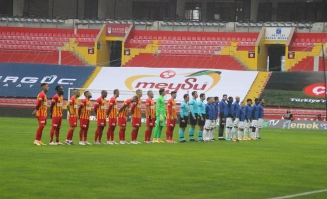 Süper Lig: Kayserispor: 0 - Trabzonspor: 0 (Maç devam ediyor)