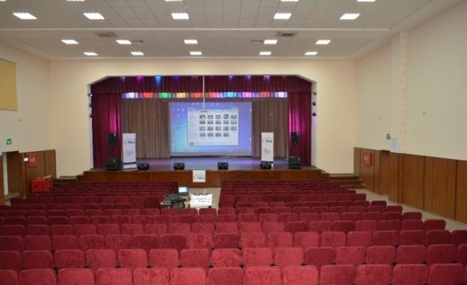 Ukrayna'daki Gagauz Kültür Evinin tadilatı TİKA tarafından tamamlandı