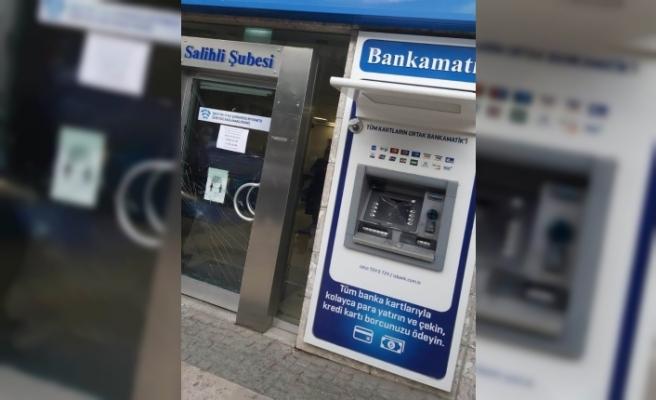 Yasağı ihlal ederek ATM'lere zarar veren şüpheli yakalandı