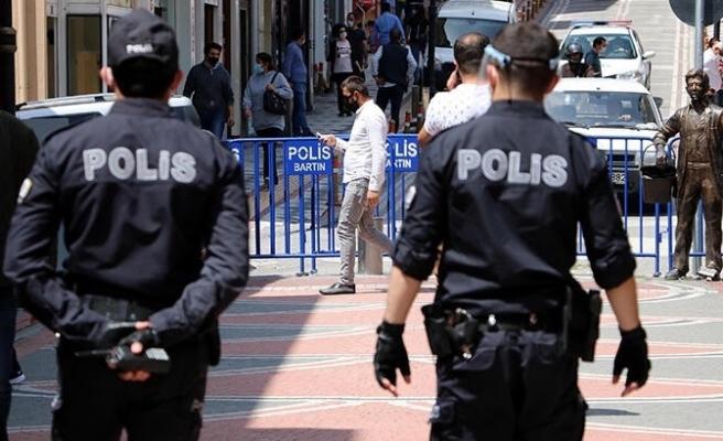 Yazın nüfusu 2 milyona kadar ulaşan Muratpaşa'da suç işleme oranı yüzde 17 azaldı