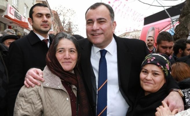 Çankaya Belediyesi kadınların yanında