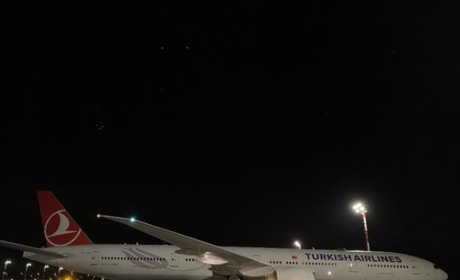 Çinli Sinovac firmasından sipariş edilen Korona virüs aşısının 6,5 milyon dozluk ikinci partisini taşıyan, Türk Hava Yolları(THY)'na ait kargo uçağı İstanbul Havalimanı'na indi.