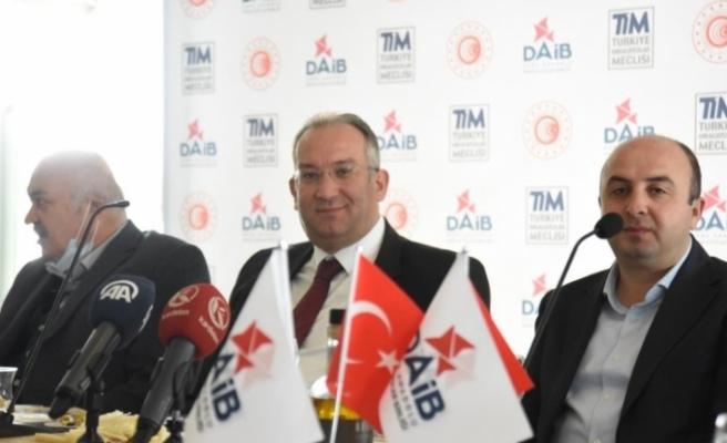 """DAİB Yönetim Kurulu Başkanı Tanrıver: """"Karabağ sorununun çözülmüş olması ihracatçının umutlarını artırmıştır'"""