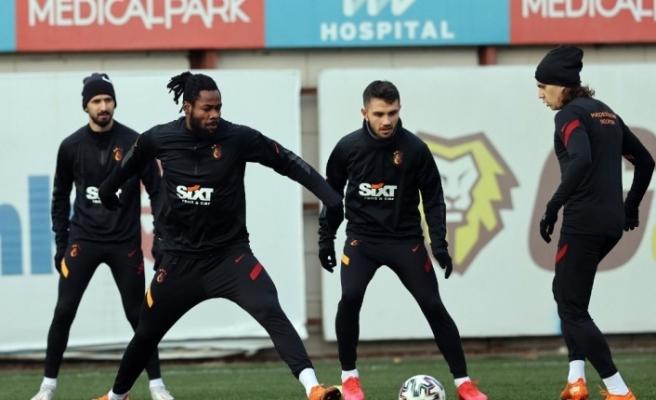 Galatasaray, Denizlispor hazırlıklarını tamamladı