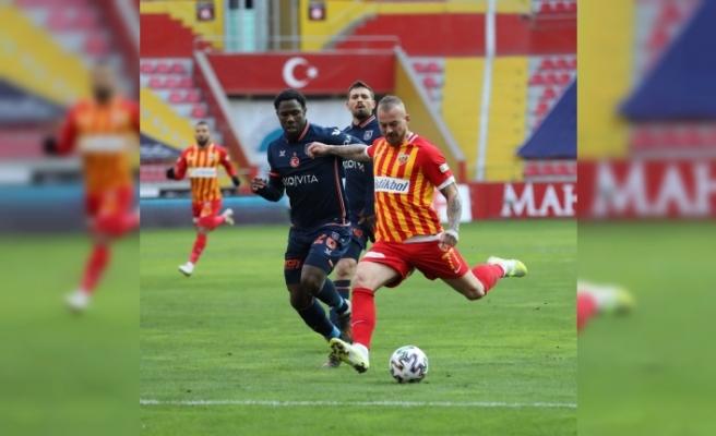 Kayserispor, ligde 5. galibiyetini aldı