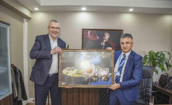 Özkan'dan Balıkesir temasları