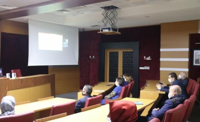 Serdivan Belediyesi çalışanlarına KVKK eğitimi