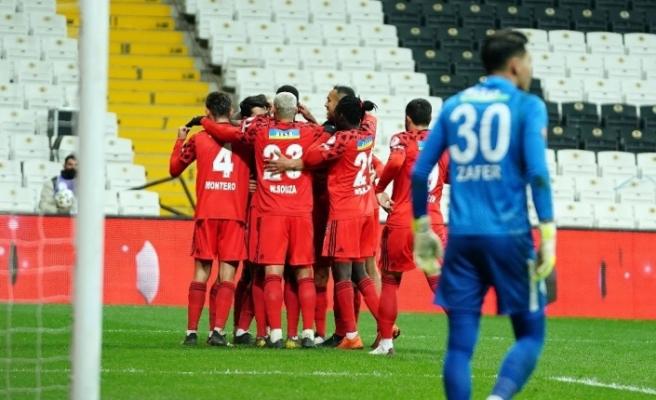 Ziraat Türkiye Kupası: Beşiktaş: 1 - Çaykur Rizespor. 0 (Maç sonucu)