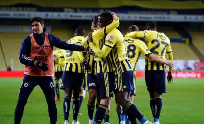 Ziraat Türkiye Kupası: Fenerbahçe: 1 - Kasımpaşa: 0 (Maç sonucu)