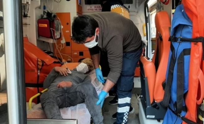 Afgan aile karbonmonoksit gazından zehirlendi
