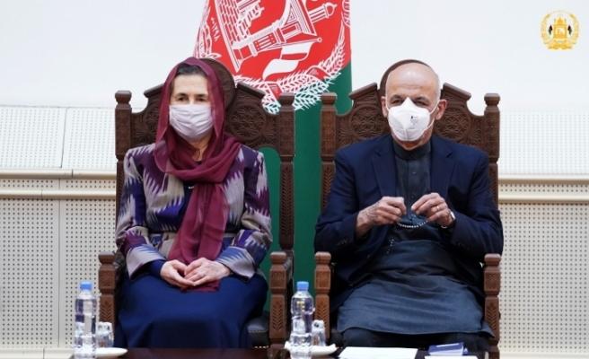 Afganistan'da Covid-19'a karşı aşılama başladı