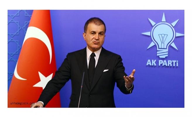 """AK Parti Sözcüsü Çelik: """"Yapılan döviz işlemlerini sanki gizli saklı, kanun dışı, birilerinden saklanan bir işlemmiş gibi sunmak siyasi ciddiyete yakışmıyor"""""""