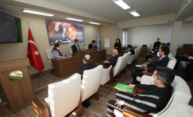 Akyazı Belediyesinden korona virüs durum değerlendirme toplantısı