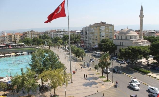 Aydın'da 1 yılda 2 bin 711 binaya yapı ruhsatı verildi